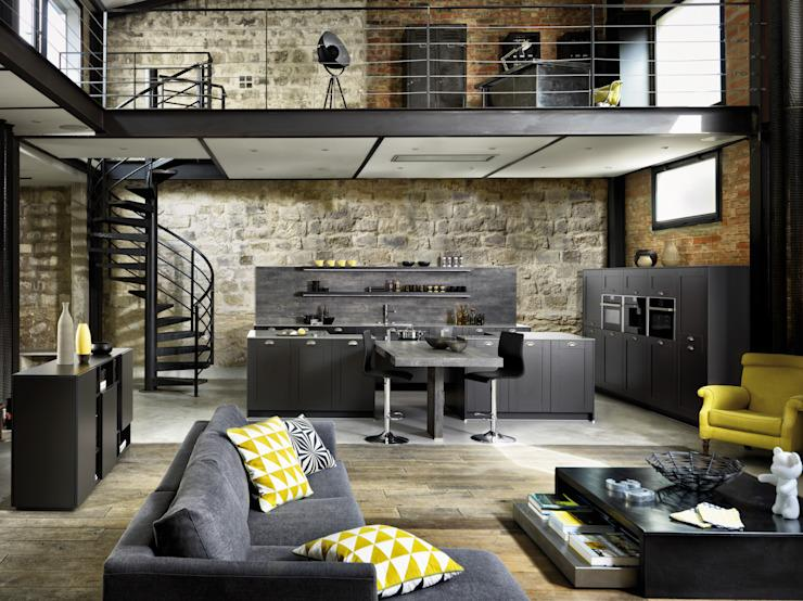 Küche Industrial Style