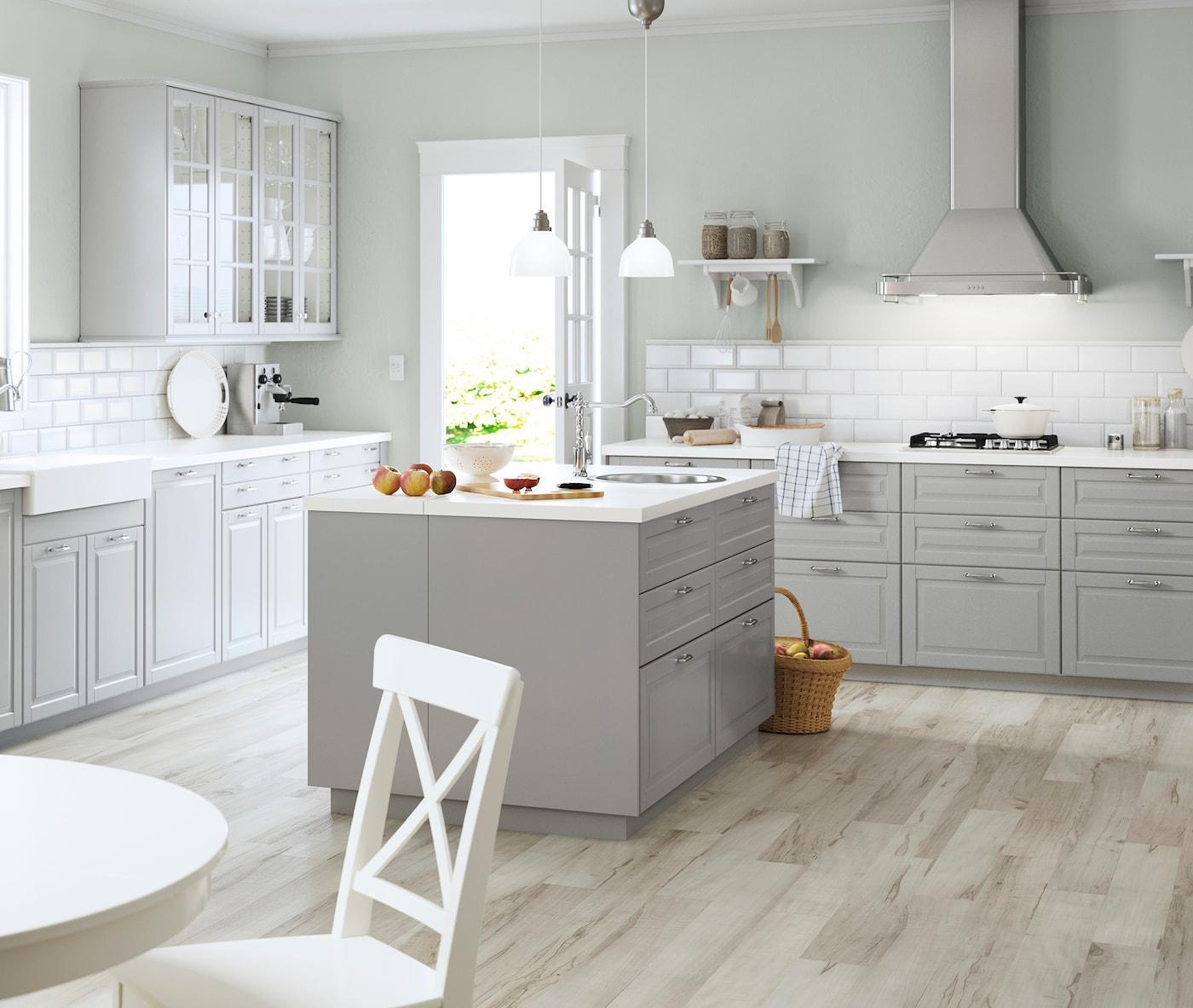 Küche Mit Theke Ikea