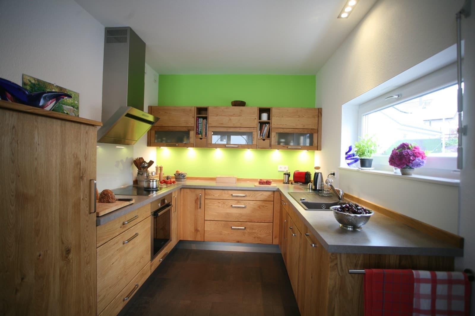 Küche Planen U Form