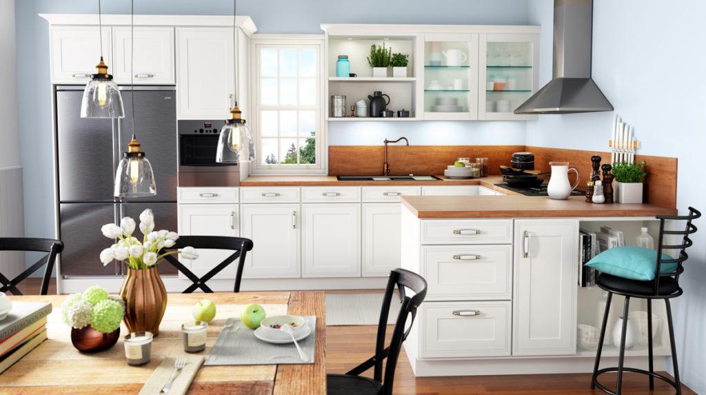 Küchentrend Weiss Moderne Küchen 2019