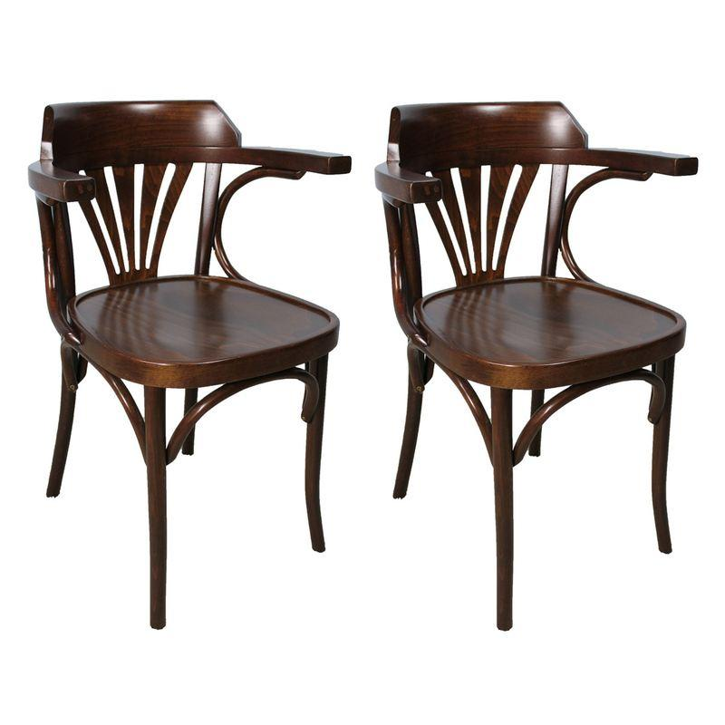 Kaffeehausstühle Mit Armlehne