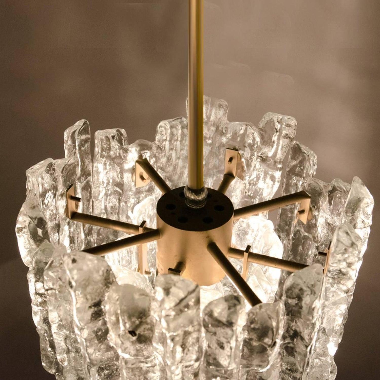 Kalmar Lampe Eisglas
