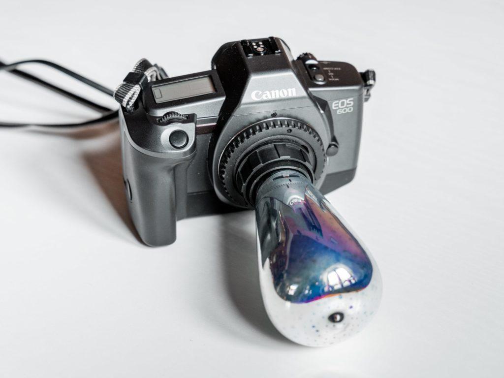 Kamera Lampe Diy