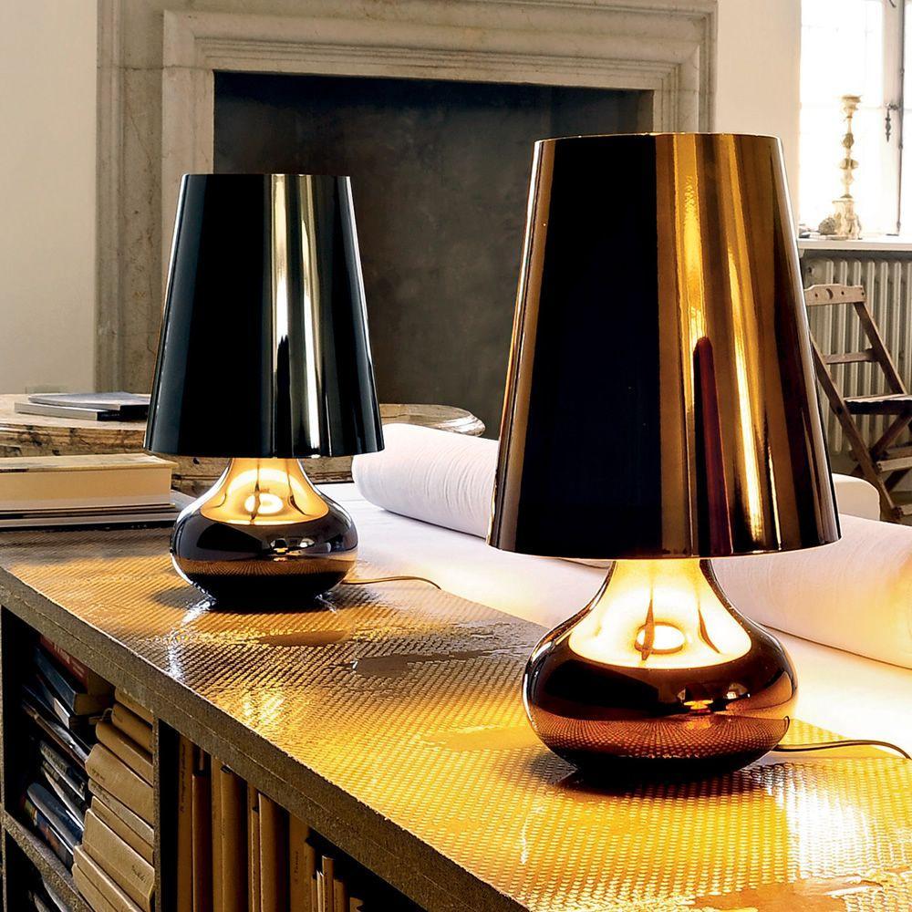 Kartell Lampe Gold