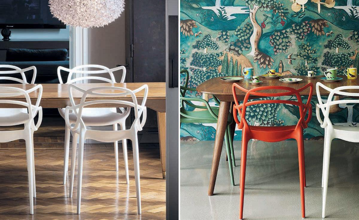 Kartell Masters Chair Outdoor