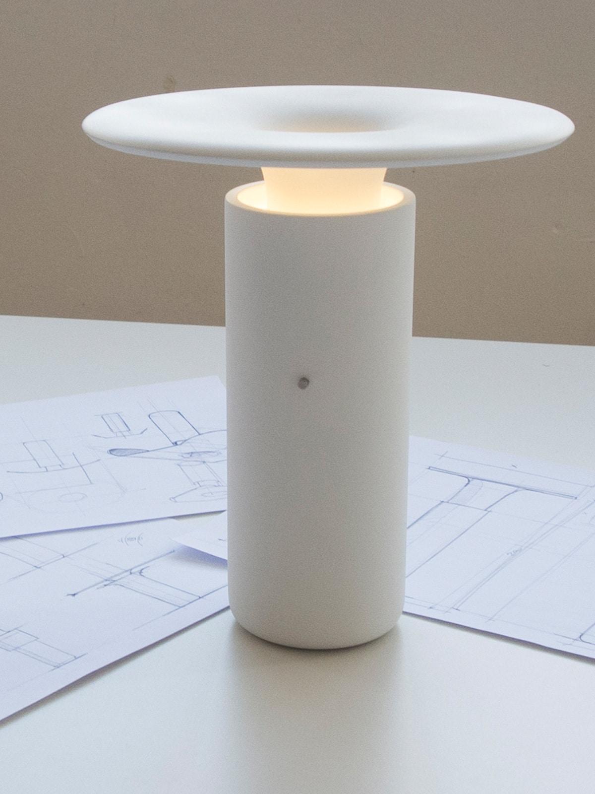 Keramik Lampe Mit Namen