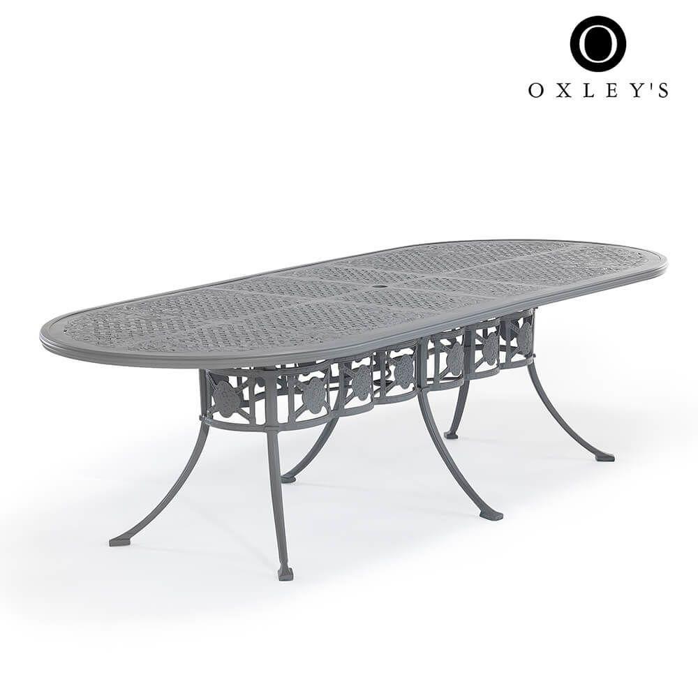 Kettler Gartentisch Oval