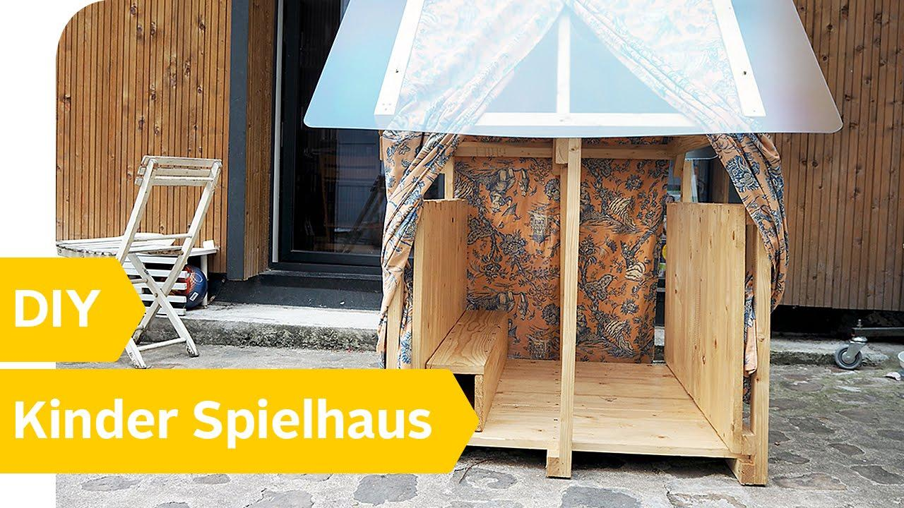 Kinder Gartenhaus Holz Selber Bauen