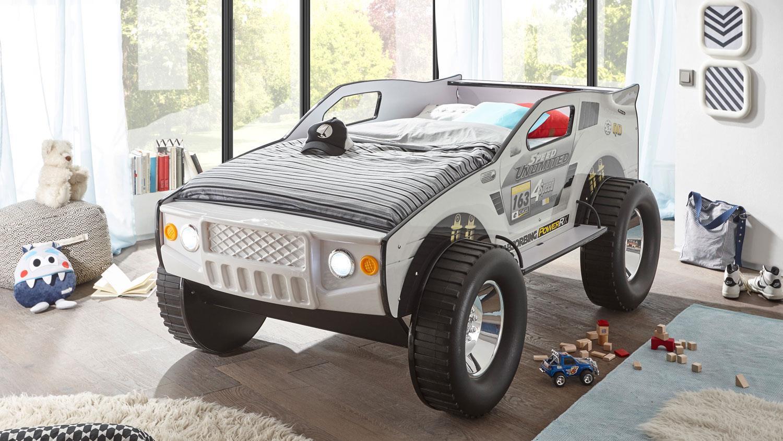 Kinderbetten Auto 90×200