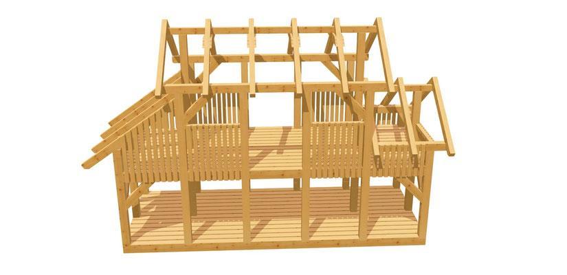 Kinderhaus Garten Selber Bauen