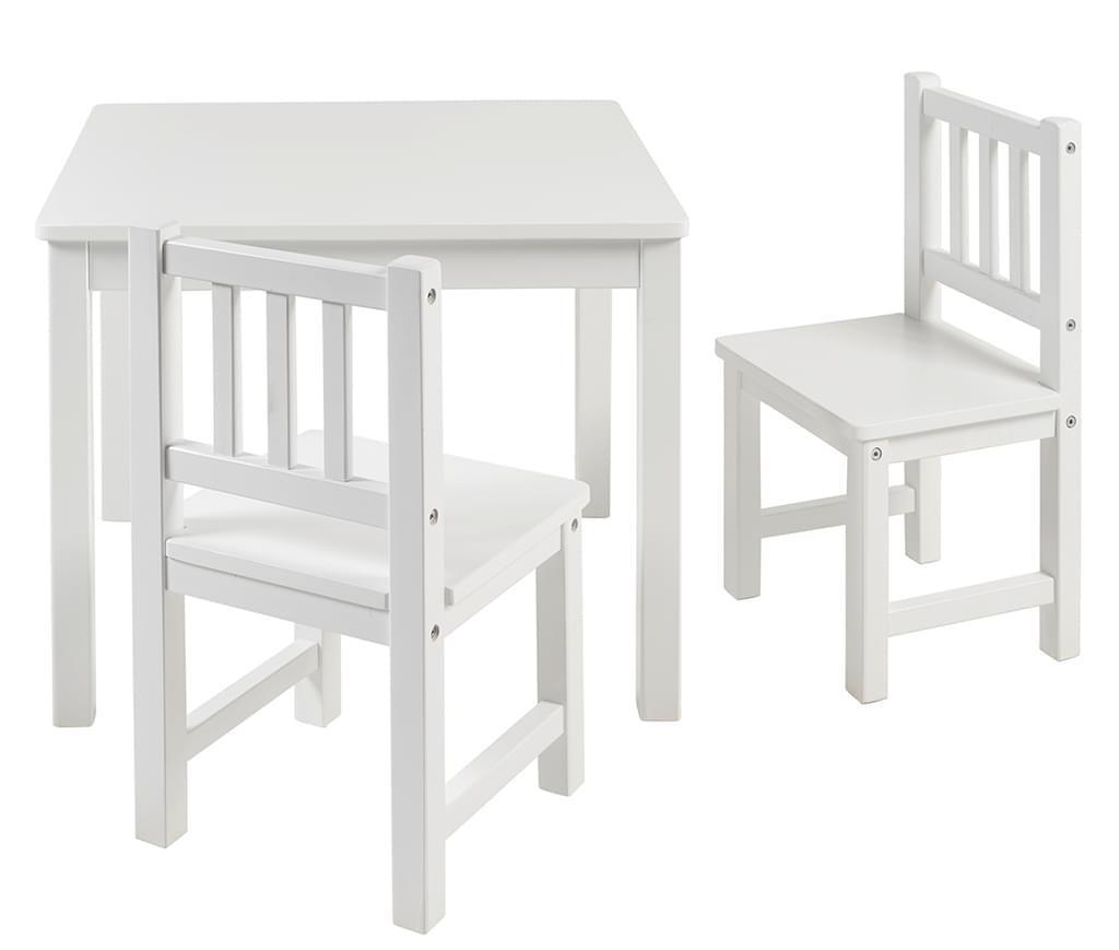 Kindertisch Mit Stühlen Holz