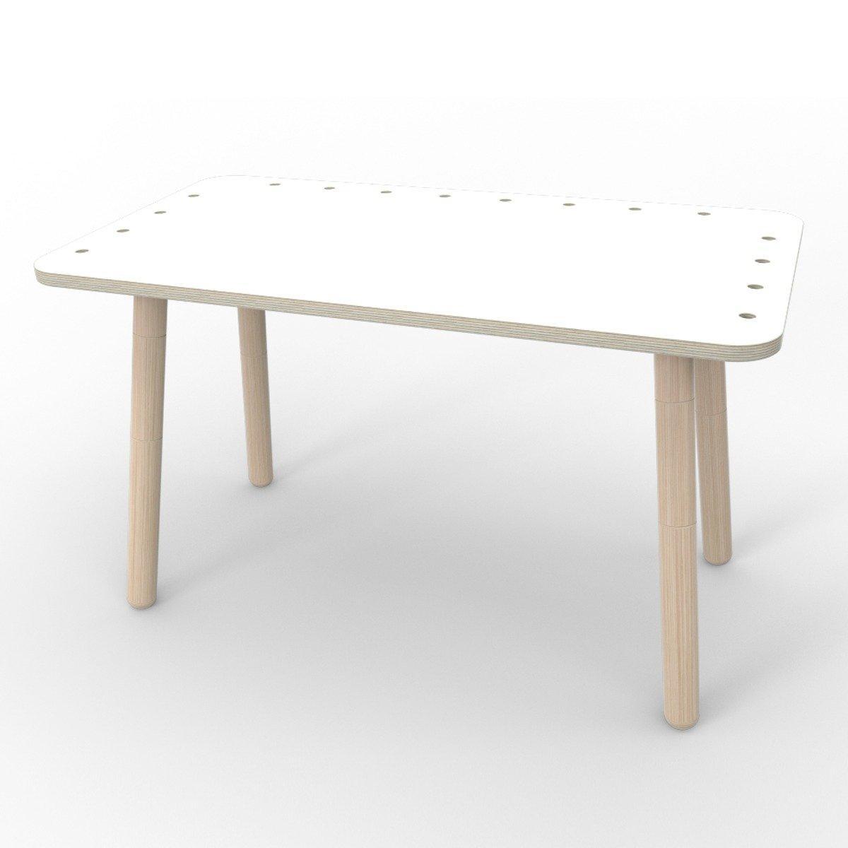 Kindertisch Und Stühle Weiß