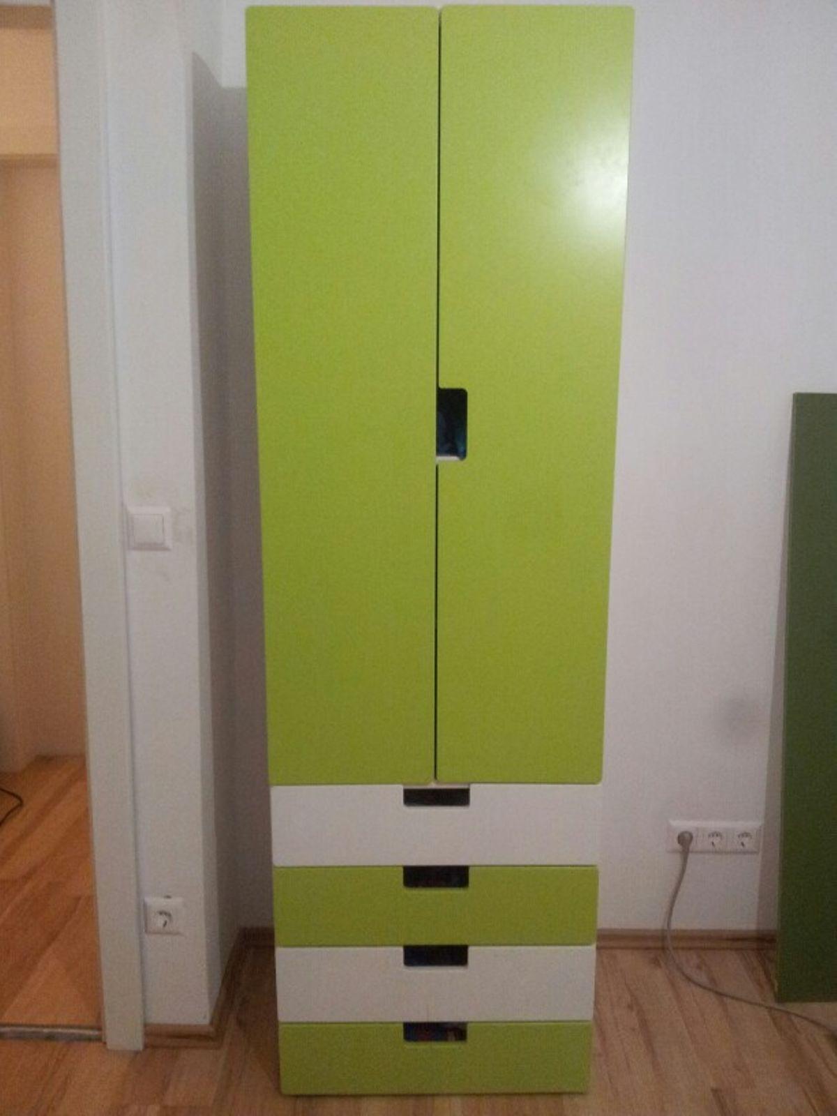 Kinderzimmer Ikea Stuva Schrank