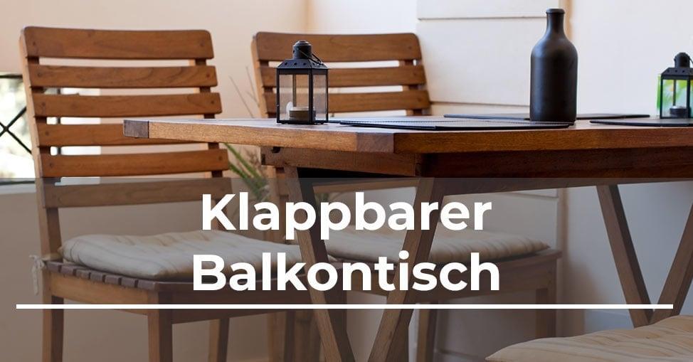 Klapptisch Balkon Klein