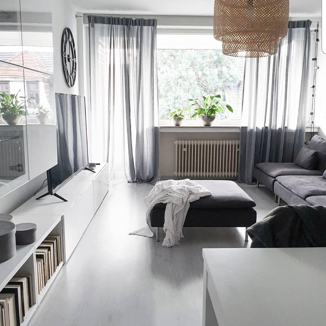 Klassische Wohnwand Mit Viel Stauraum
