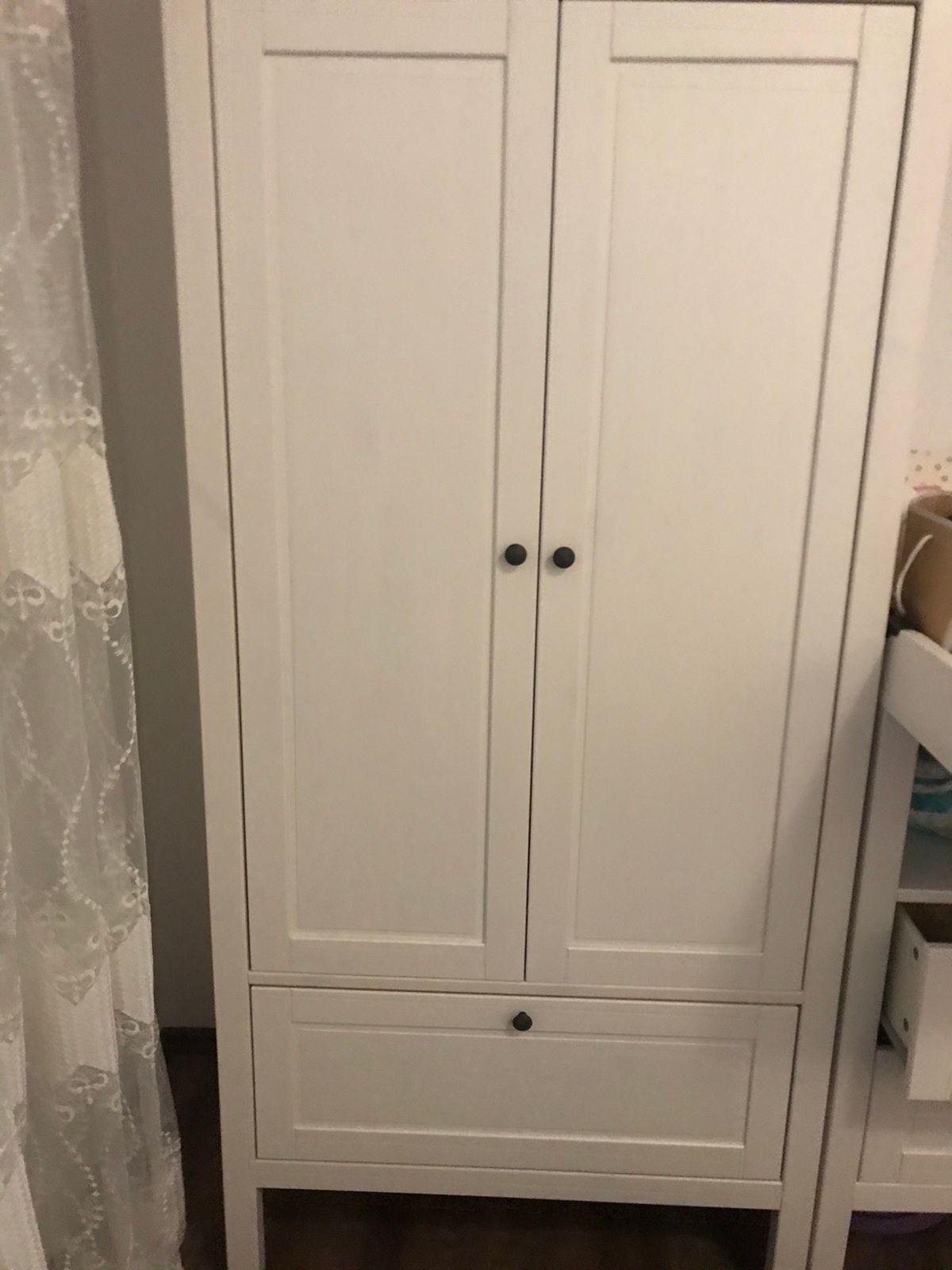 Kleiderschrank Ikea Weiß