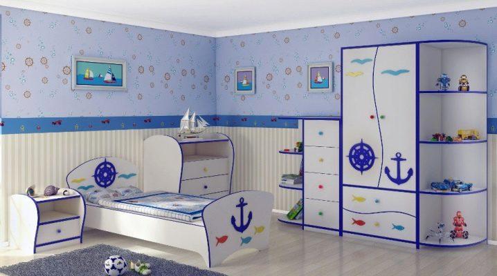 Kleiderschrank Kinderzimmer Junge