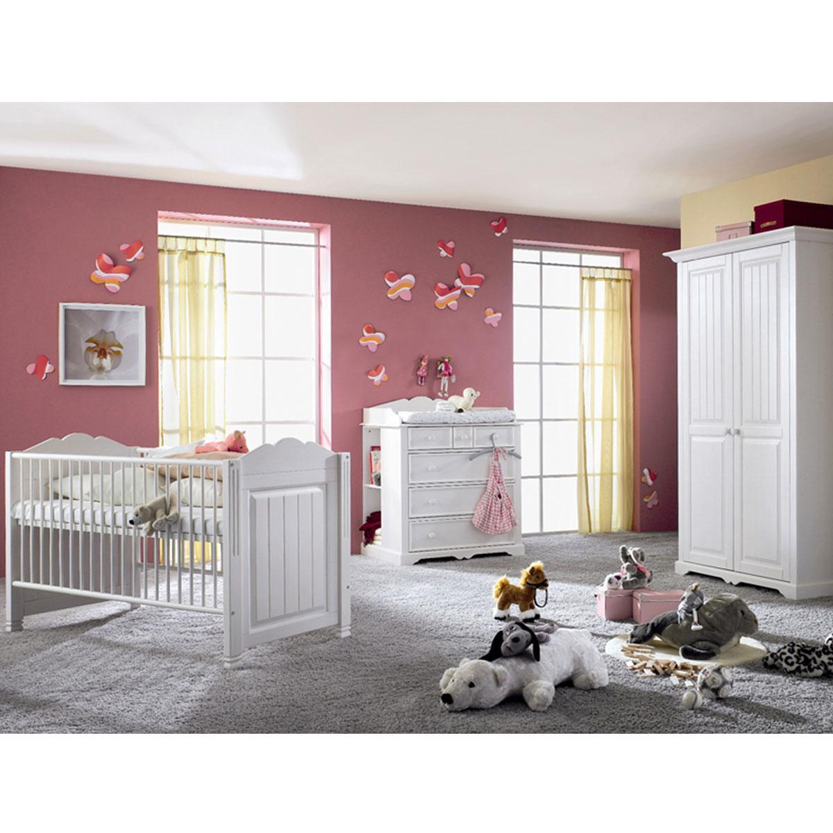 Kleiderschrank Kinderzimmer Kiefer