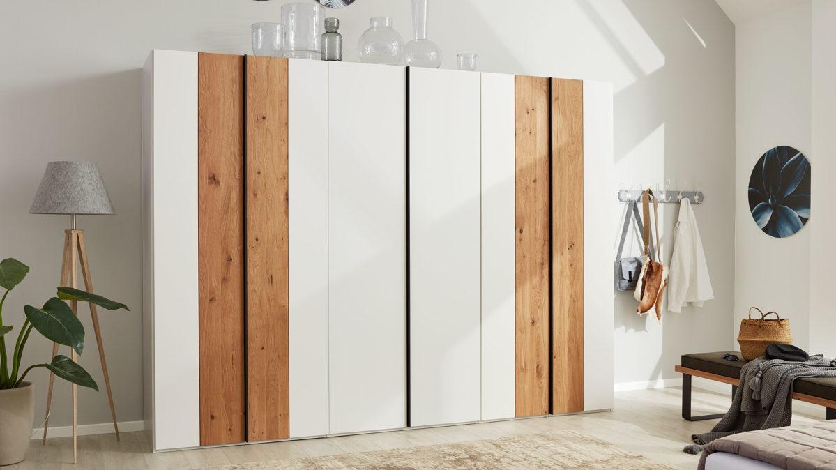 Kleiderschrank Schlafzimmer Holz