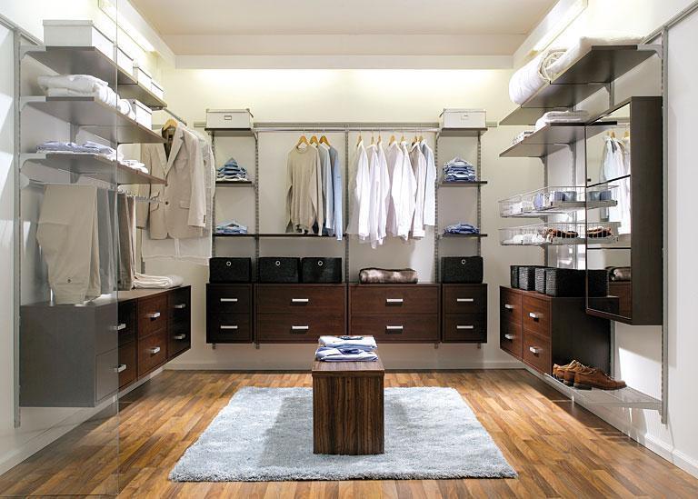 Kleiderschrank System Ikea
