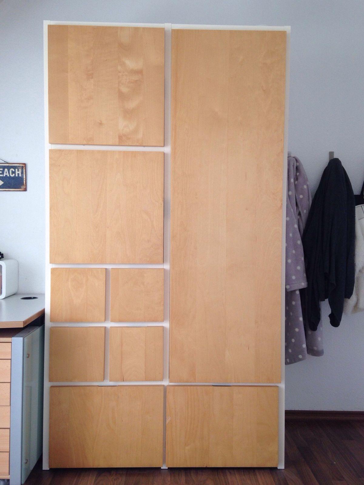 Kleiderschrank Weiß Holz Ikea