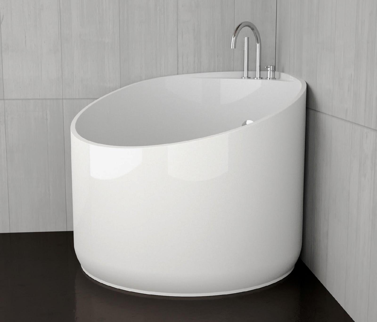Kleine Badewanne 110×70