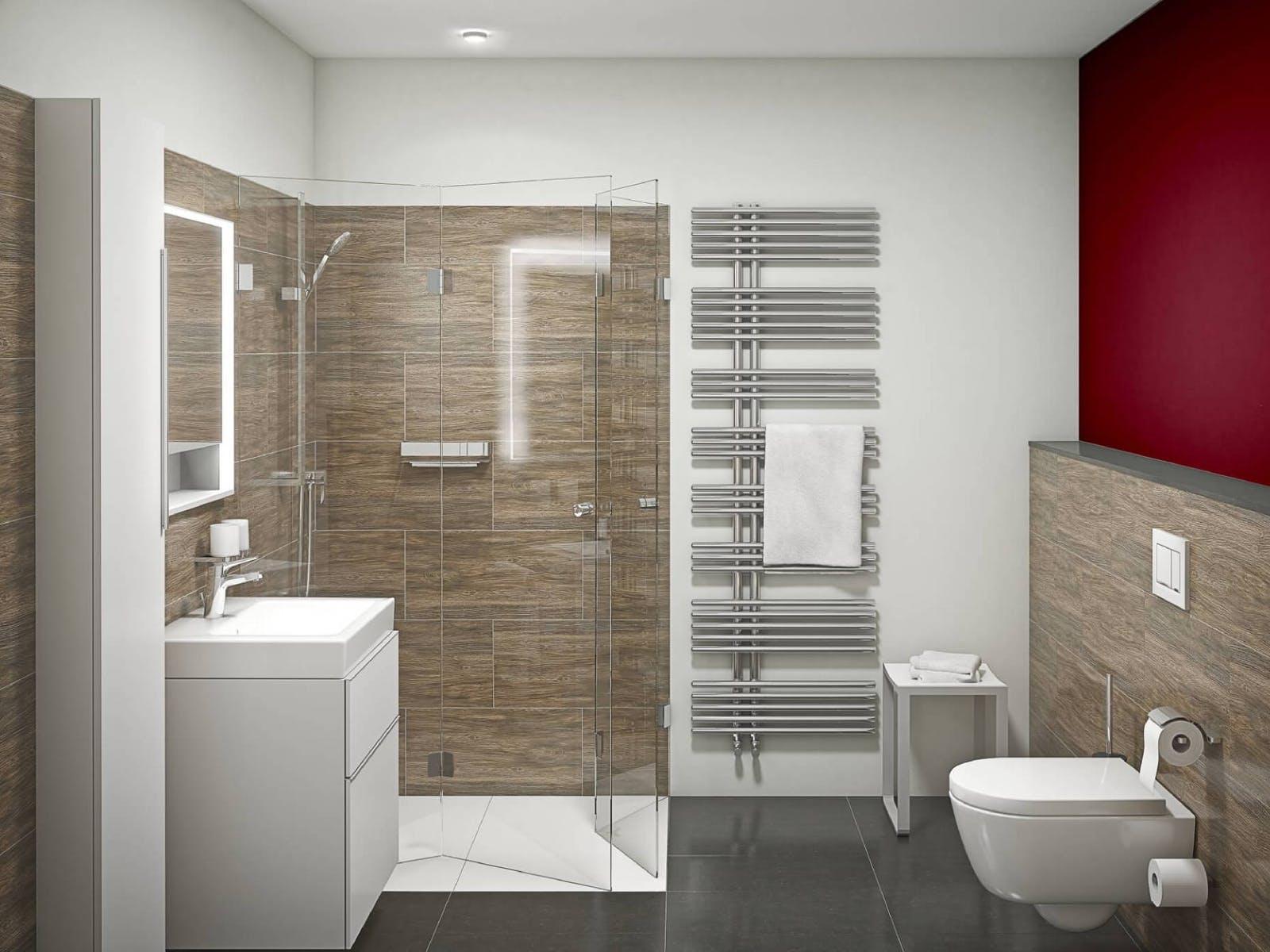 Kleine Badezimmer Mit Badewanne Ideen