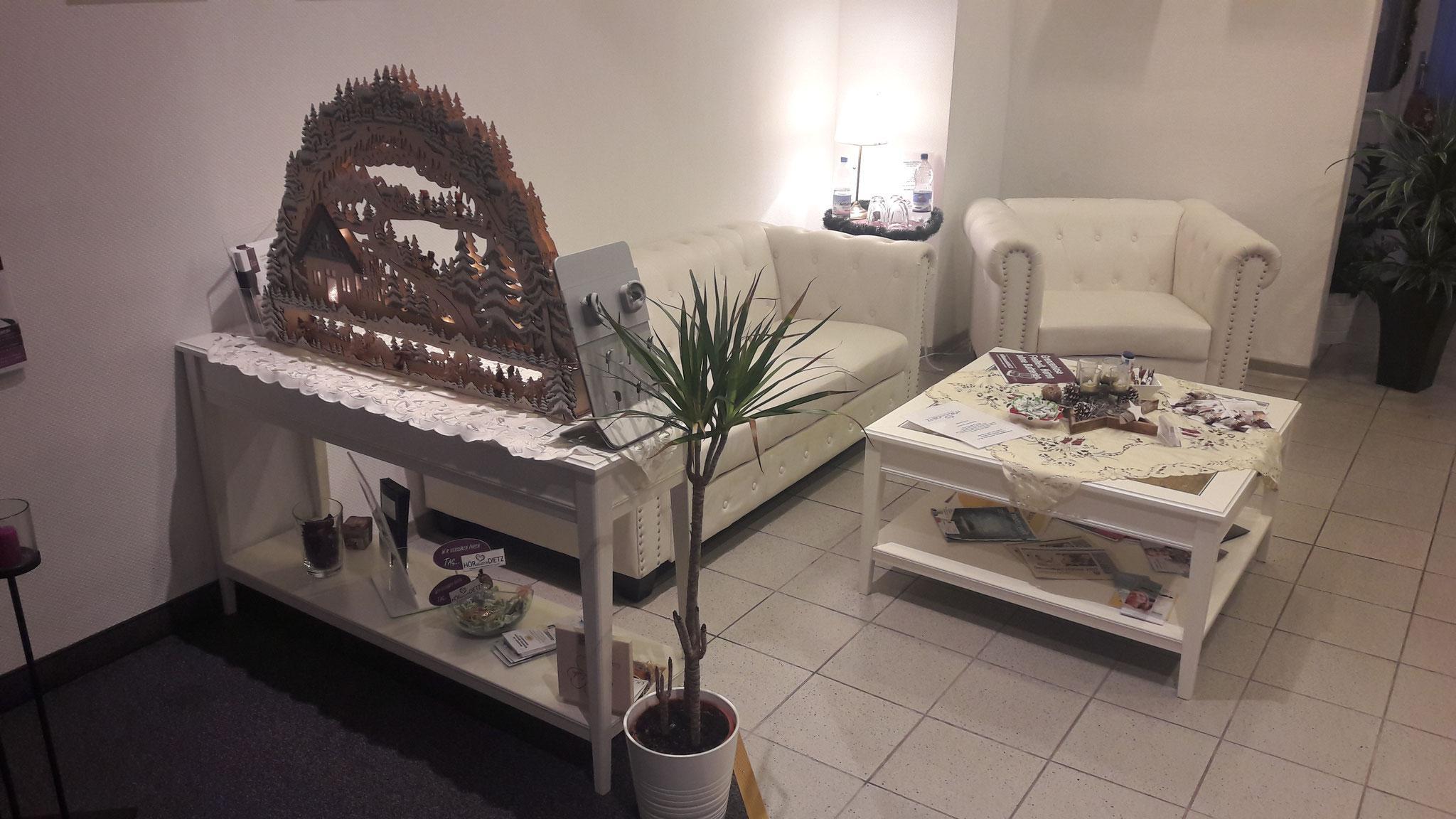 Kleine Galerie Wohnzimmer
