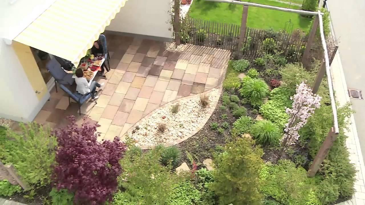 Kleine Gärten Gestalten Bilder