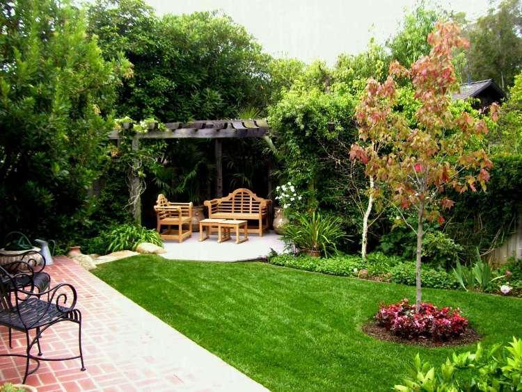 Kleine Gärten Gestalten Praktische Lösungen