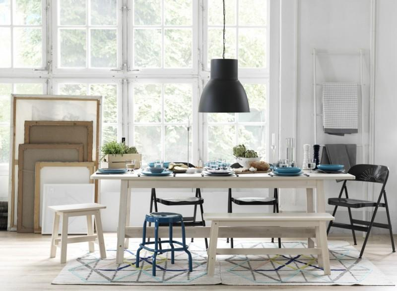 Kleine Küche Einrichten Teppich Küche Ikea