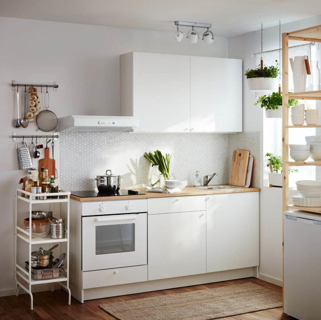 Kleine Küche Ikea Bilder