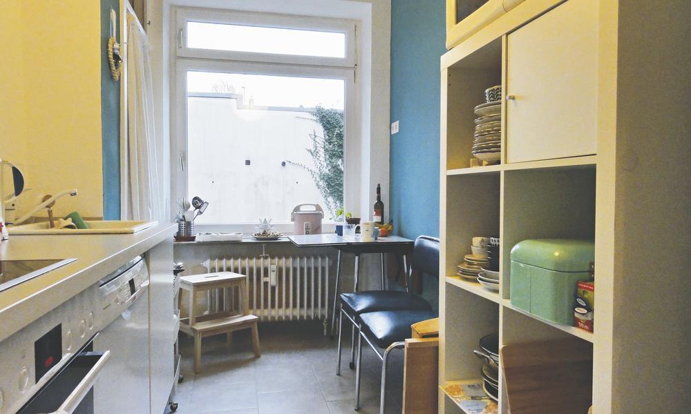 Kleine Küchen Einrichten Bilder