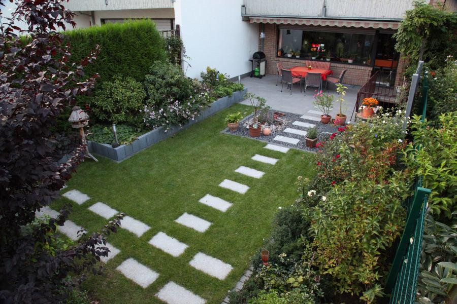 Kleine Mediterrane Gärten