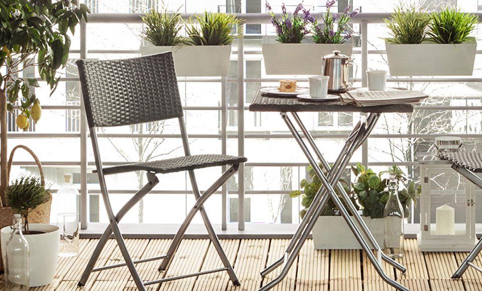 Kleine Tische Für Balkon
