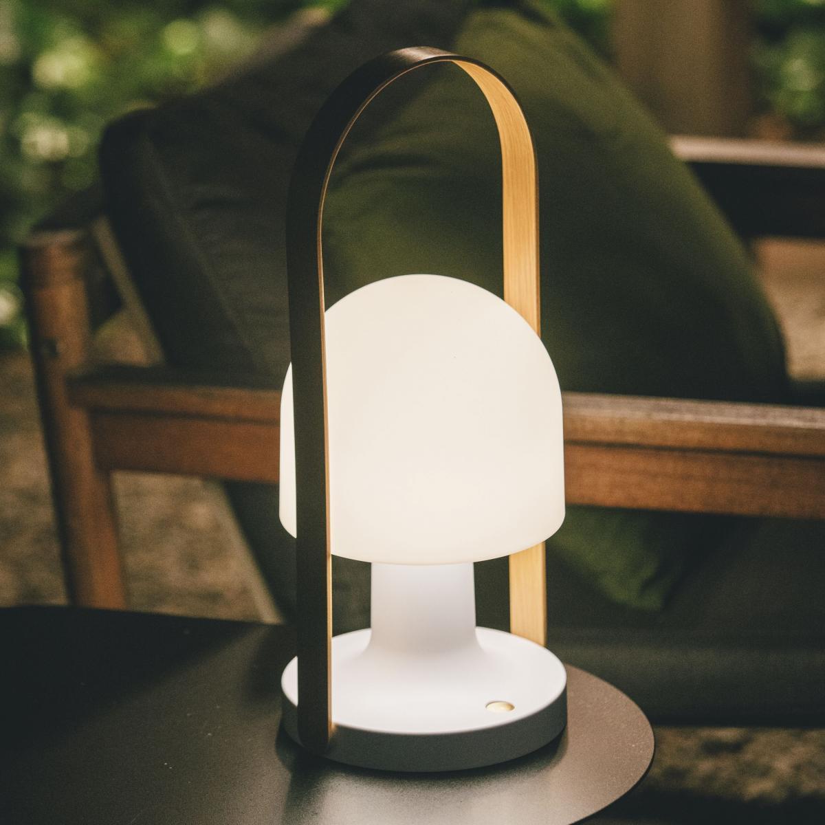 Kleine Tischlampe Mit Akku