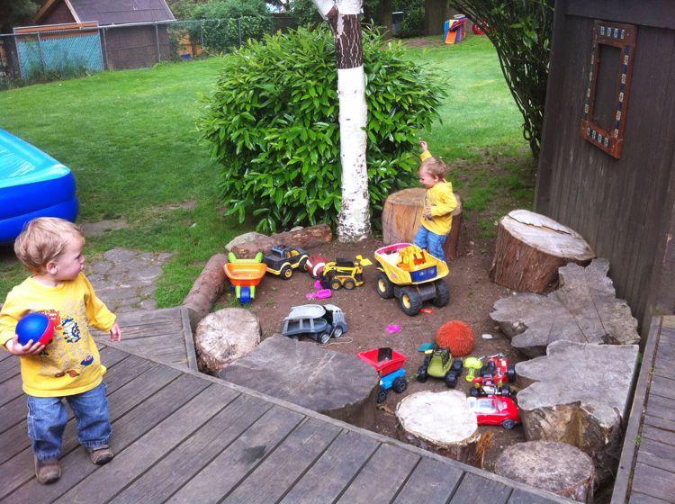 Kleinen Garten Für Kinder Gestalten