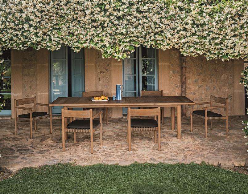 Kleiner Gartentisch Holz