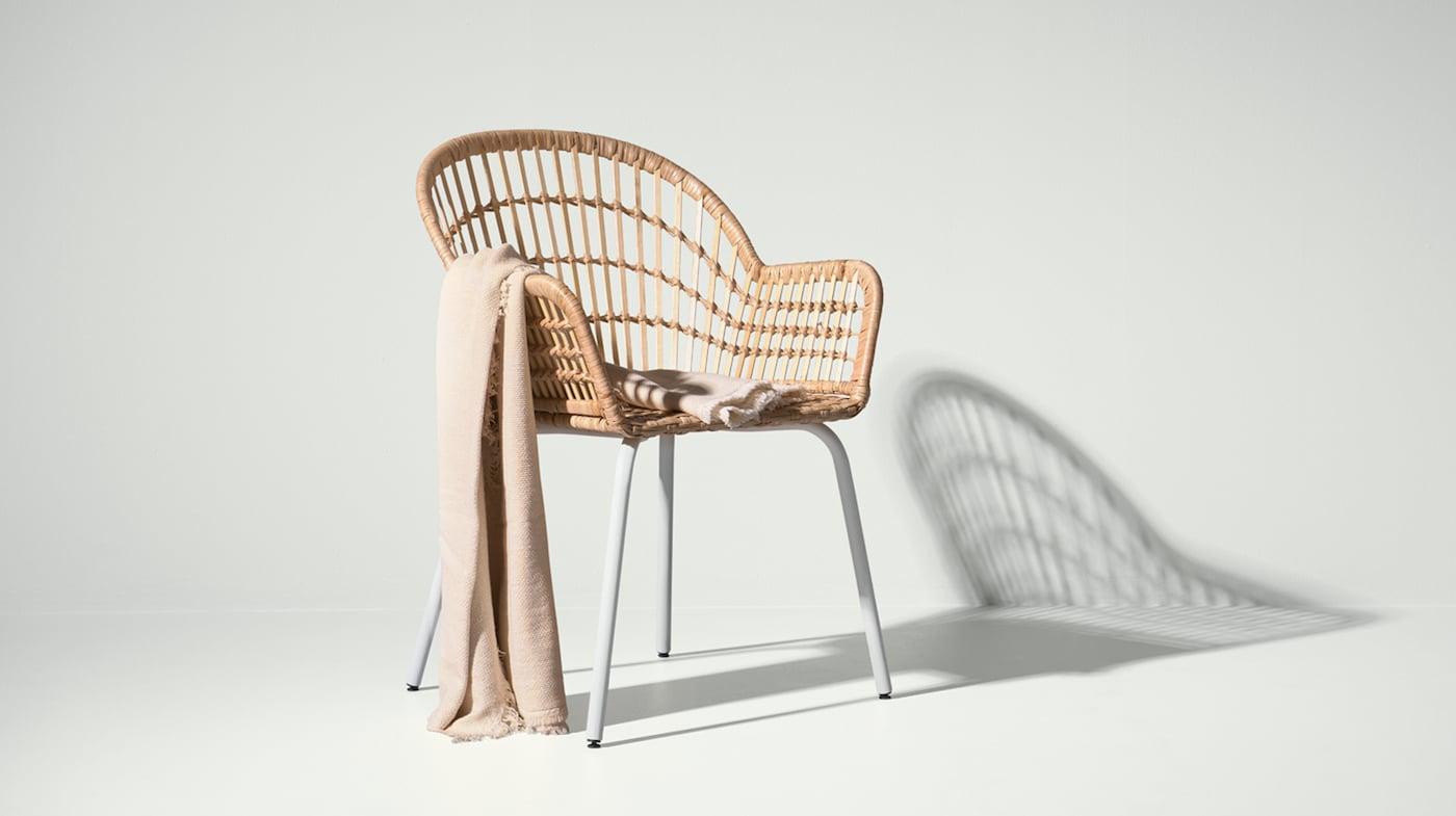 Kleiner Hocker Stuhl Sessel Mit Lehne