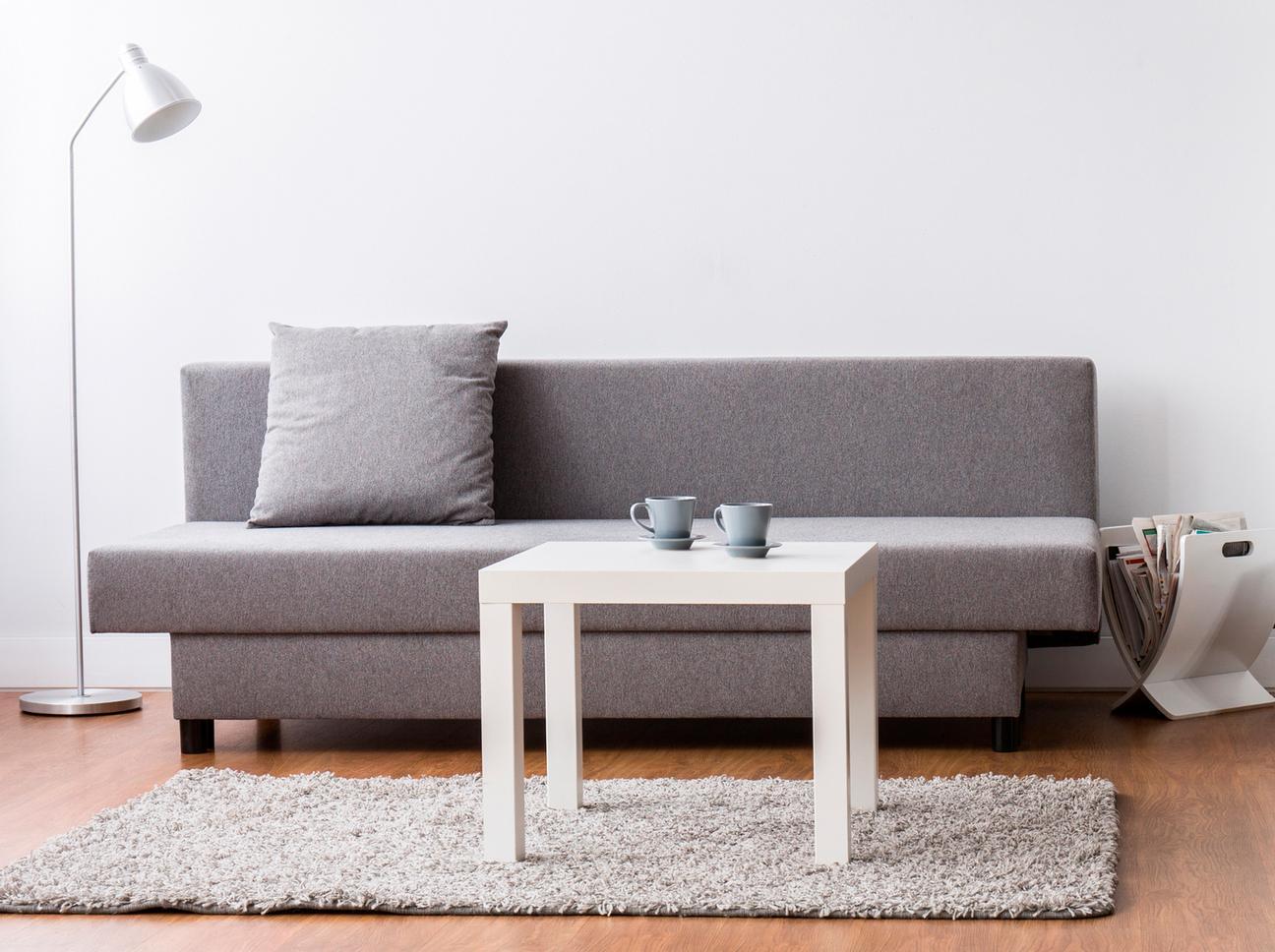 Kleiner Holztisch Wohnzimmer