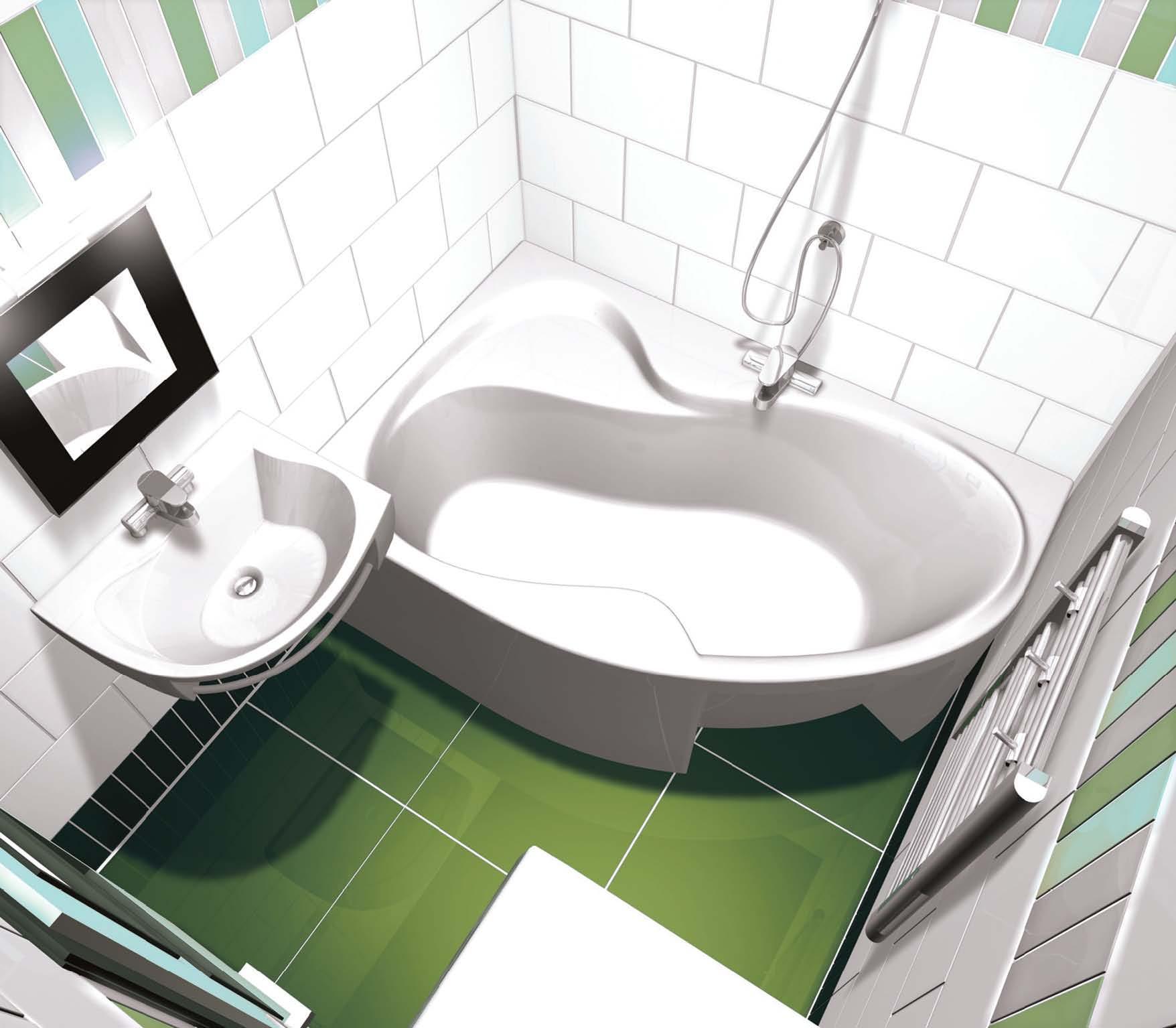 Kleines Bad Mit Dusche Gestalten 4qm