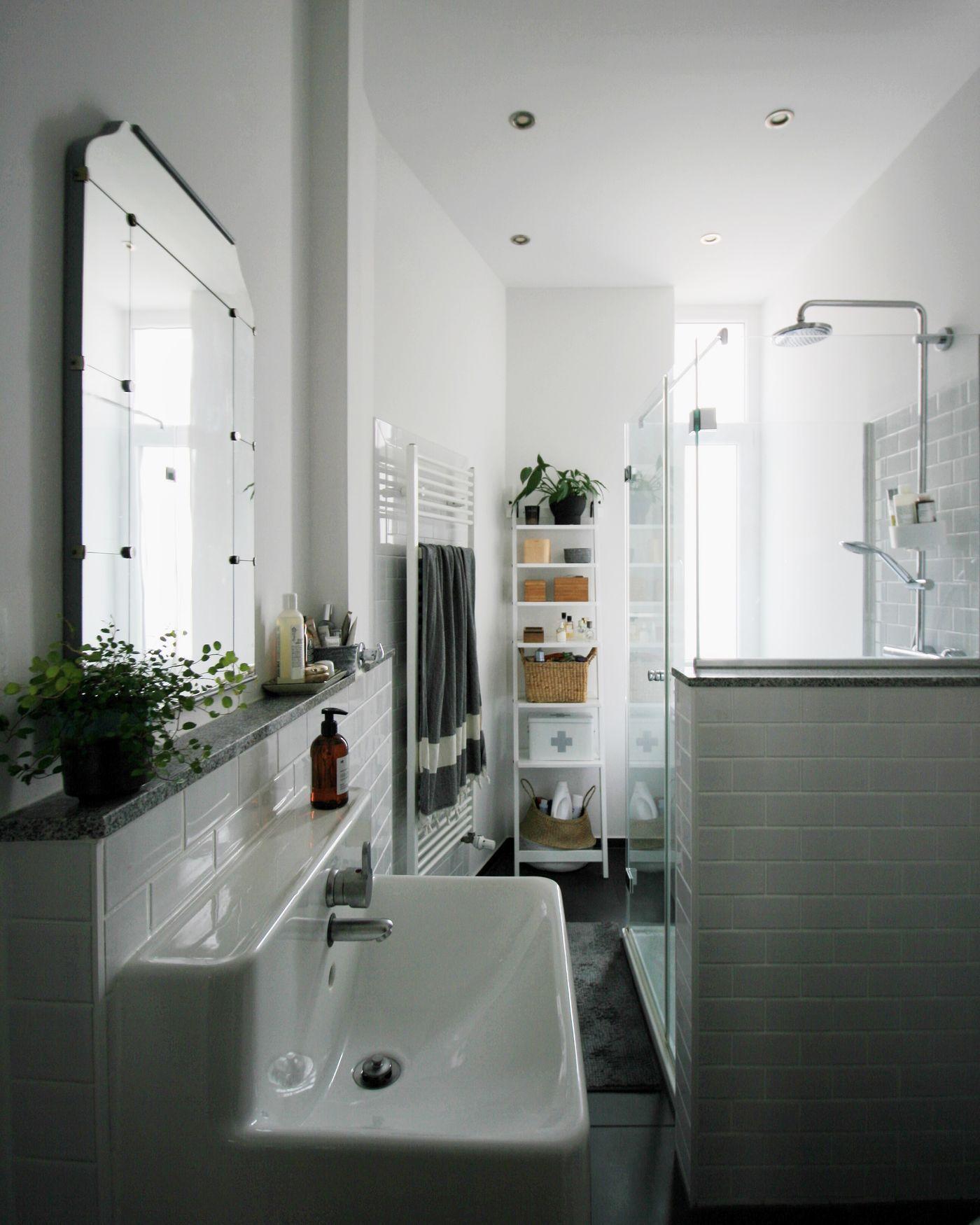 Kleines Bad Modern Einrichten