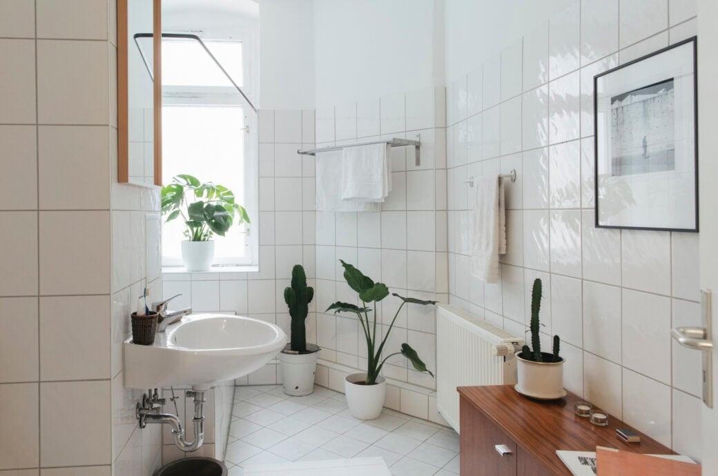 Kleines Badezimmer Einrichtung