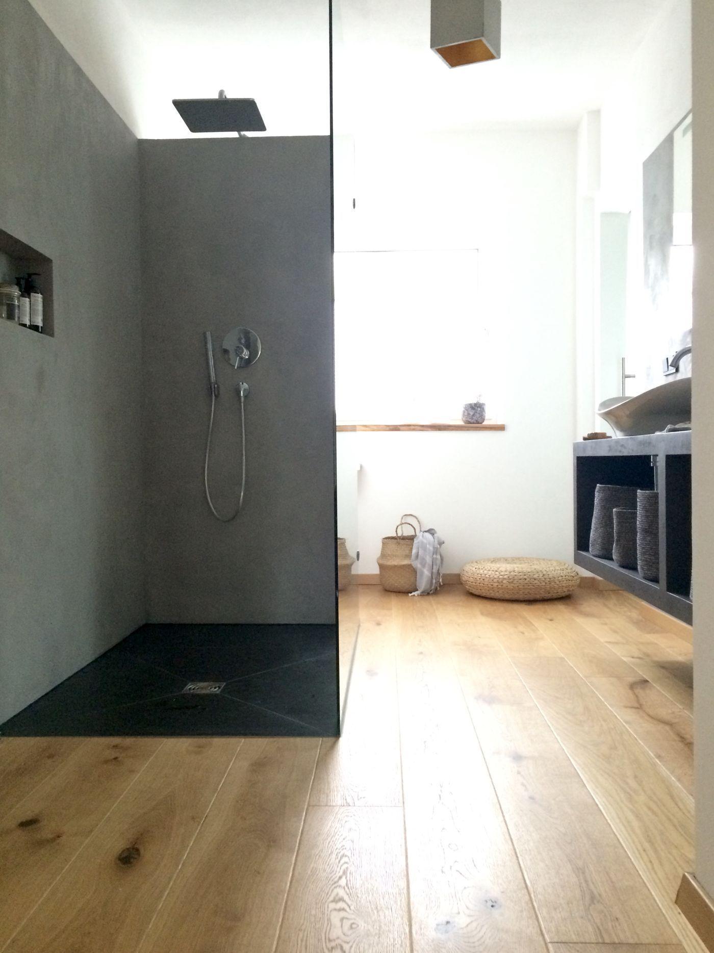 Kleines Badezimmer Mit Begehbarer Dusche