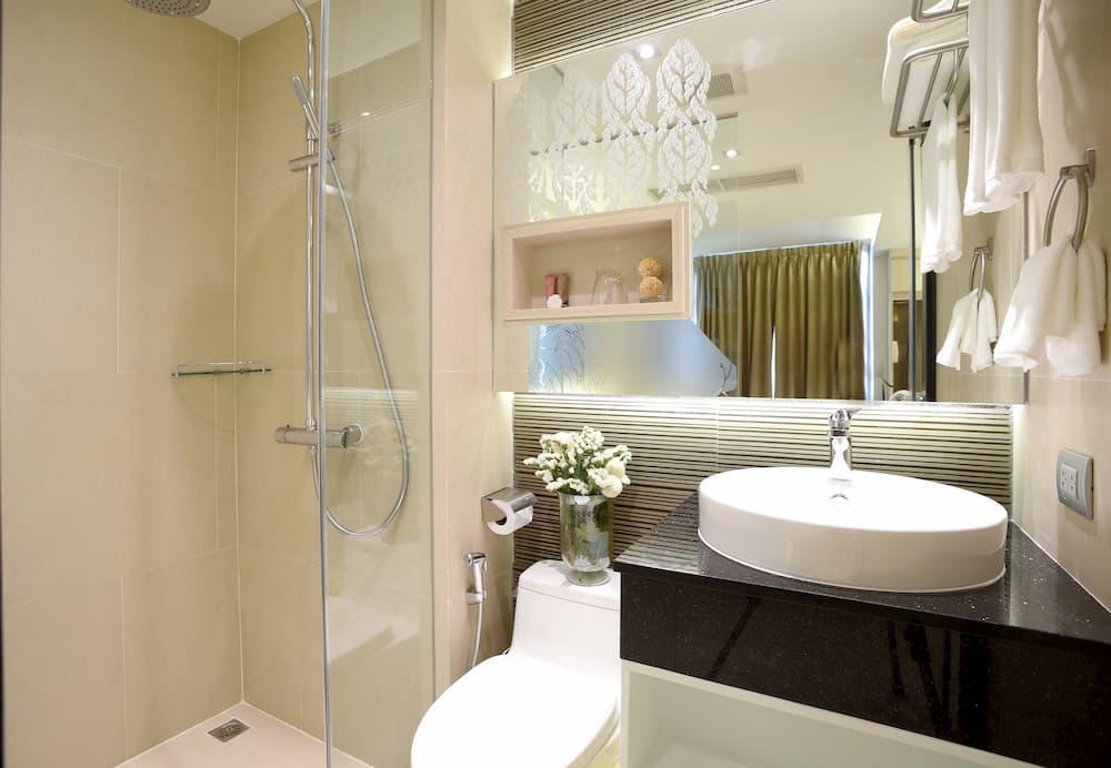 Kleines Badezimmer Stauraum Schaffen