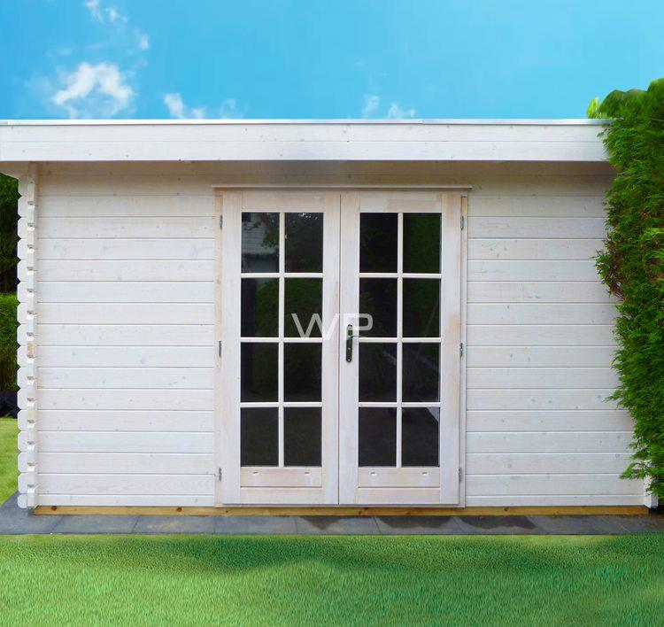 Kleines Fenster Gartenhaus