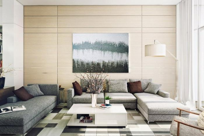 Kleines Wohnzimmer Einrichten Modern