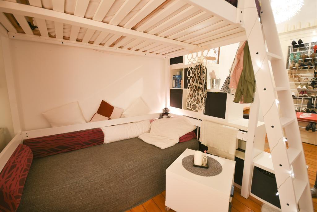 Kleines Zimmer Hochbett Ideen