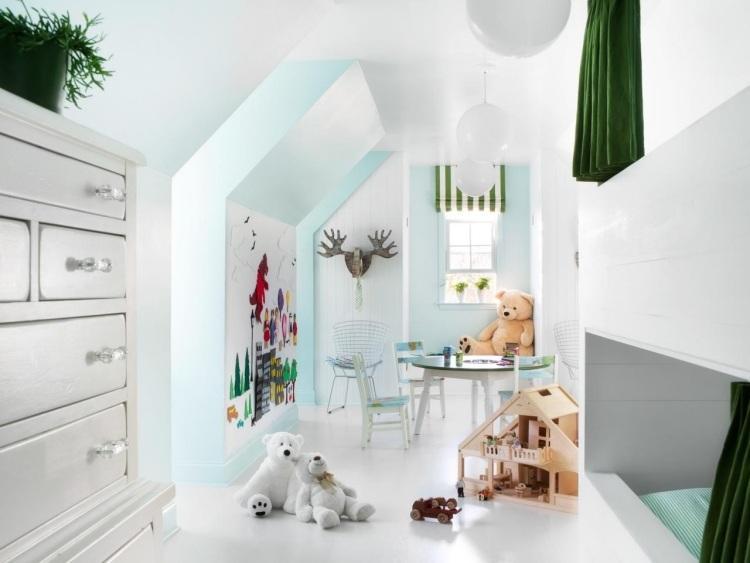 Kleines Zimmer Mit Dachschräge Gestalten