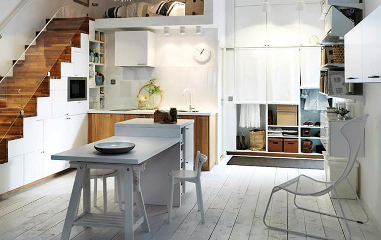 Kochinsel Ikea Küche Landhaus